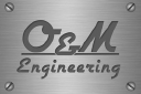 O&M Engineering logo