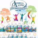 Omega Alpha Pharmaceuticals logo icon