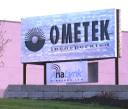 Ometek logo icon