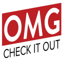 Omg Check It Out ! logo icon