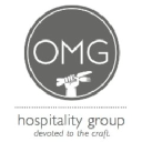 Omg Hospitality Group logo icon