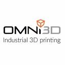 Omni3 D logo icon
