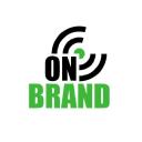 On Brand logo icon