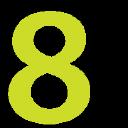 One8 Foundation logo icon