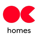 One Click Homes logo icon