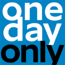 One Day Only logo icon