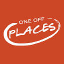 One Off Places logo icon