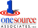 One Source Assoc. logo icon