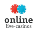 Online Live Casinos logo icon