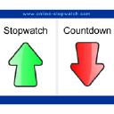 Online Stopwatch logo icon