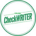 Onlinecheckwriter logo icon