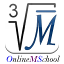 Online M School logo icon