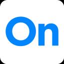 On Market logo icon
