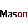 On Mason logo icon