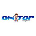 On Top Magazine logo icon