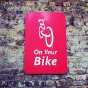 On Your Bike logo icon
