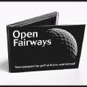 Open Fairways logo icon