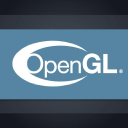 Open Gl logo icon