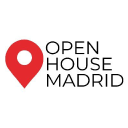Open House Madrid logo icon