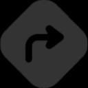 Open Mail logo icon