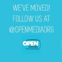 Open Media logo icon