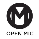Open Mic logo