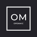 Open Mic Uk logo icon