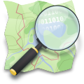 Open Street Map logo icon