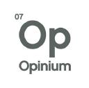 Opinium logo icon