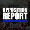 Opposition Report logo icon