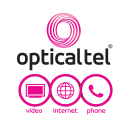 Optical Tel logo icon
