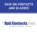 Opti Contacts logo icon