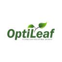 Opti Leaf logo icon