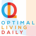 Optimal Living Daily Podcast logo icon