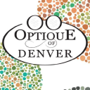 Optique Of Denver logo icon