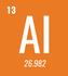 Orange Aluminum logo icon