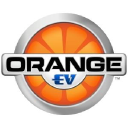 Orange Ev logo icon