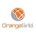 Orange Grid logo icon