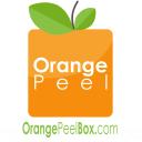 Orange Peel Box logo icon