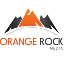 Orange Rock Media logo icon