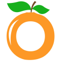 Orange Security logo icon