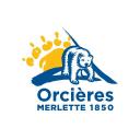 Orcières Merlette 1850 logo icon