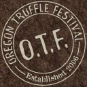 Oregon Truffle Festival logo icon
