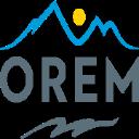 Water » Orem logo icon