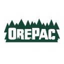 OrePac Building Products Company Logo