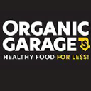 Organic Garage logo icon