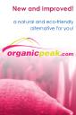 Organic Peak logo