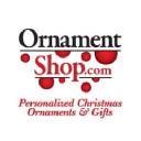 Ornamentshop logo icon