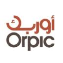 Orpic logo icon
