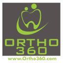 Ortho 360 logo icon